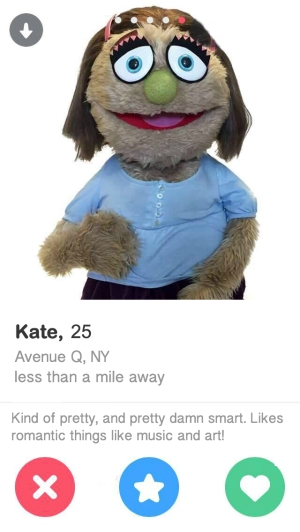 kate monster tinder