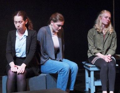 Lizzie Moffatt, Emma Pritchard, Jessamy Cowie