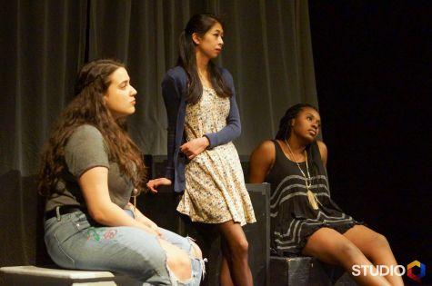 Claudia Avellaneda, Alexa Chen, Elizabeth Ononiwu