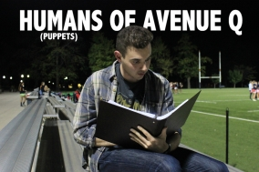 Humans of Avenue Q