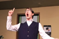 Queen's Musical Theatre presents How to Succeed in Business Without Really Trying
